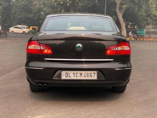 2011 Skoda Superb Ambition 2.0 TDI CR AT in New Delhi