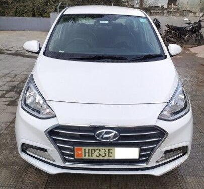 Used Hyundai Xcent 1.2 VTVT S 2018 MT for sale in Mandi