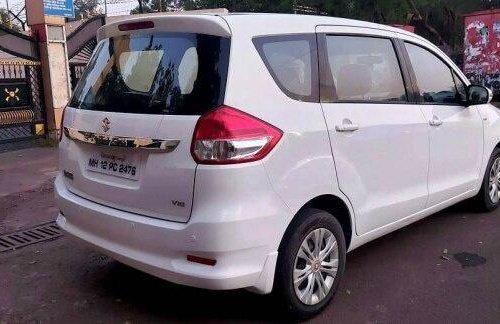 Maruti Suzuki Ertiga VXI 2017 MT for sale in Pune
