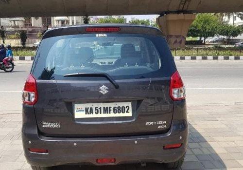 2014 Maruti Ertiga ZDI MT for sale in Bangalore