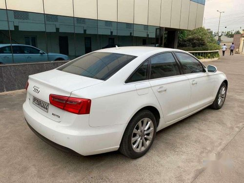 Used 2012 Audi A6 2.0 TDI AT for sale in Hyderabad
