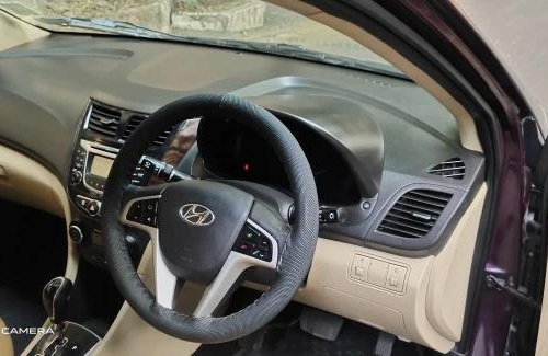Hyundai Verna 1.6 SX 2013 AT for sale in Pune