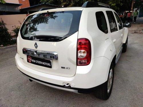2013 Renault Duster 110PS Diesel RxZ MT in Bangalore