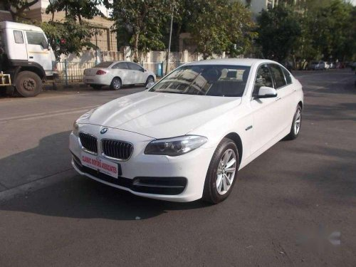 2015 BMW 5 Series 520d Prestige AT for sale in Mumbai