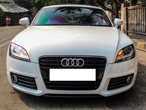 Audi TT 2.0 TFSI 2013 AT for sale in Mumbai