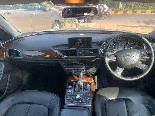 2012 Audi A6 2.0 TDI Premium Plus AT in Hyderabad
