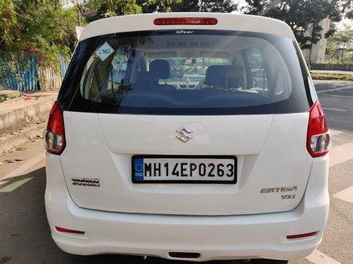 Maruti Ertiga VXI CNG 2014 MT for sale in Pune