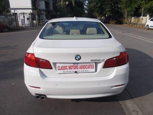 2015 BMW 5 Series AT for sale in Mumbai