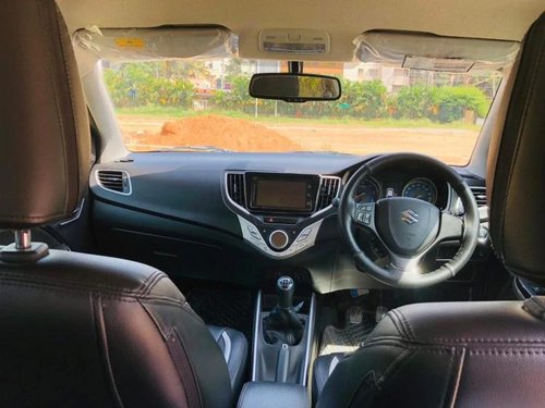 2017 Maruti Suzuki Baleno Alpha MT for sale in Bangalore
