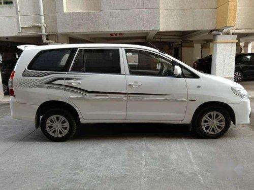 2015 Toyota Innova 2.0 GX 8 STR MT in Hyderabad