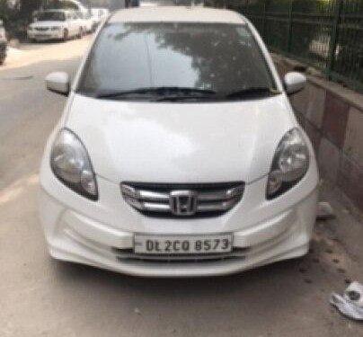 Used 2013 Honda Amaze S Diesel MT for sale in New Delhi