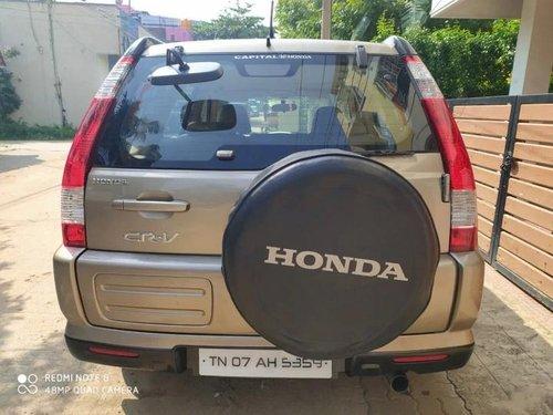 Used 2006 Honda CR V MT for sale  in Chennai