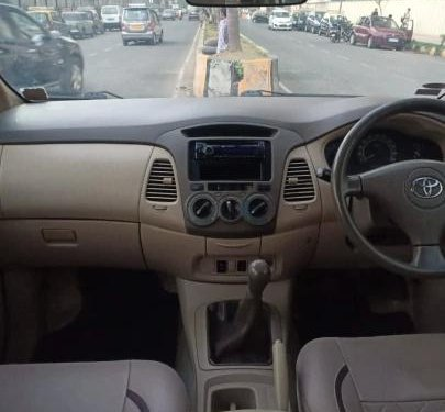 Used 2009 Toyota Innova 2004-2011 MT for sale in Mumbai