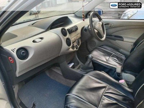 2014 Toyota Platinum Etios G MT in Guwahati