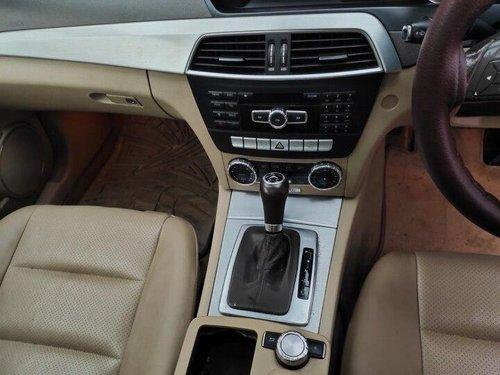 2013 Mercedes Benz C-Class C 220 CDI Sport Edition AT in Mumbai