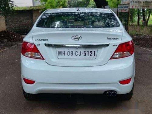 Hyundai Fluidic Verna 2012 MT for sale in Kolhapur