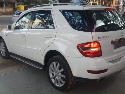 2012 Mercedes Benz M Class for sale AT in Bangalore