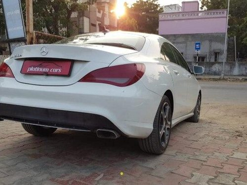 2017 Mercedes Benz 200 AT for sale in Ahmedabad