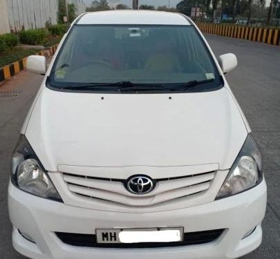 Used 2009 Toyota Innova 2004-2011 MT for sale in Mumbai-5