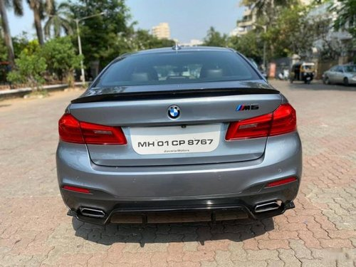 2017 BMW 5 Series 2013-2017 AT in Mumbai
