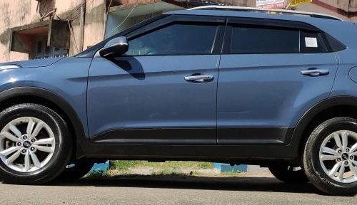 2016 Hyundai Creta 1.6 VTVT SX Plus Dual Tone MT in Kolkata