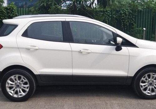 2015 Ford Ecosport 1.5 Ti VCT Titanium AT in Mumbai