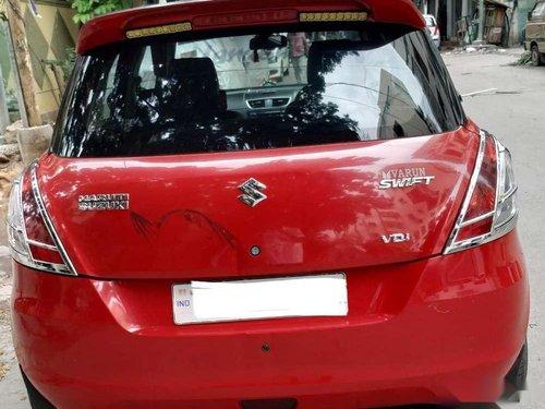 Maruti Suzuki Swift VDi, 2016, Diesel MT in Hyderabad