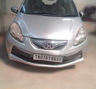 Used 2013 Honda Brio E MT for sale in Chennai