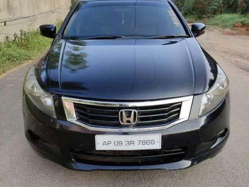 Used 2008 Honda Accord MT for sale in Hyderabad