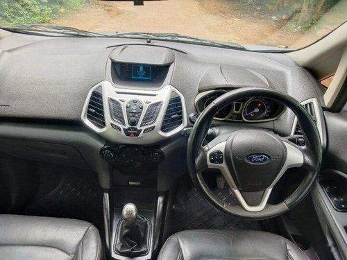 2013 Ford EcoSport 1.5 Diesel Titanium MT in Bangalore