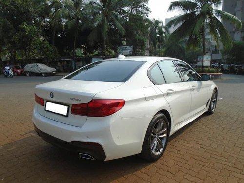2019 BMW 5 Series 530d M Sport AT in Mumbai