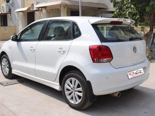 2013 Volkswagen Polo IPL II 1.2 Petrol Highline MT in Ahmedabad