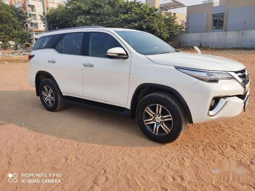 2017 Toyota Fortuner AT for sale in Ahmedabad