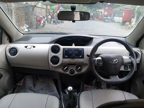 2015 Toyota Platinum Etios VX MT in Pune