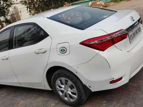 Used 2016 Toyota Corolla Altis G MT in Hyderabad
