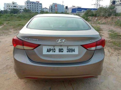 2013 Hyundai Elantra CRDi MT in Hyderabad
