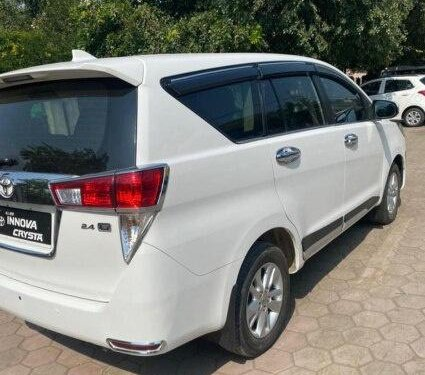2016 Toyota Innova Crysta 2.7 GX MT for sale in Indore