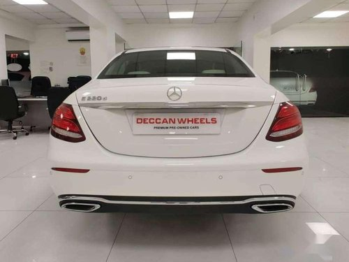 2018 Mercedes Benz E Class AT for sale in Pune