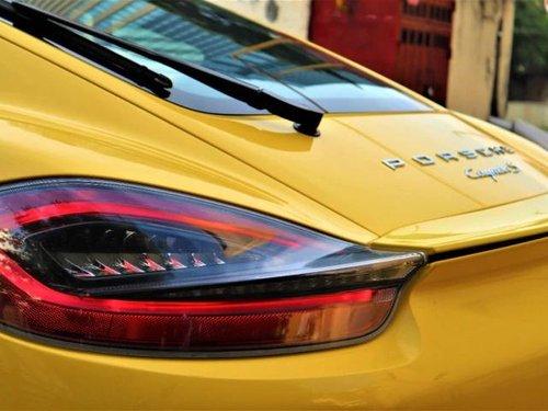 Porsche Cayman S 2017 AT for sale in Kolkata