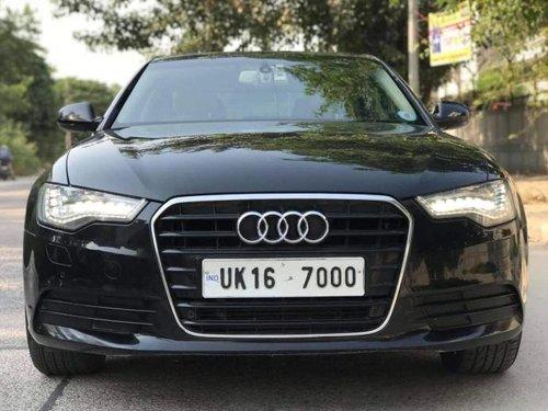 2014 Audi A6 2.0 TDI Technology AT in New Delhi