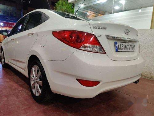 2011 Hyundai Fluidic Verna MT for sale in Nagar