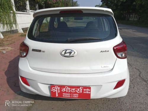 2015 Hyundai Grand i10 Asta AT for sale in Indore