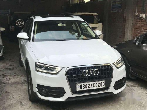 2013 Audi Q3 2.0 TDI Quattro Premium Plus AT in Kolkata