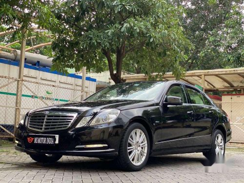 2011 Mercedes Benz E Class AT for sale in Kolkata