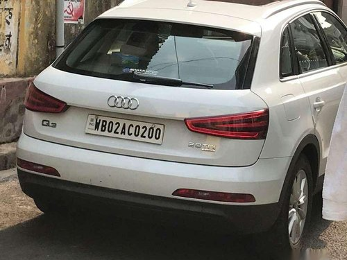 2013 Audi Q3 2.0 TDI Quattro Premium Plus AT in Kolkata-0