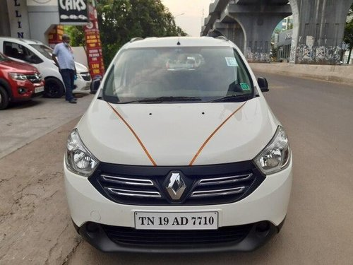 2017 Renault Lodgy 110PS RxZ 8 Seater MT in Chennai