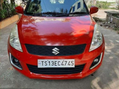 Maruti Suzuki Swift VDi, 2015, Diesel MT in Hyderabad