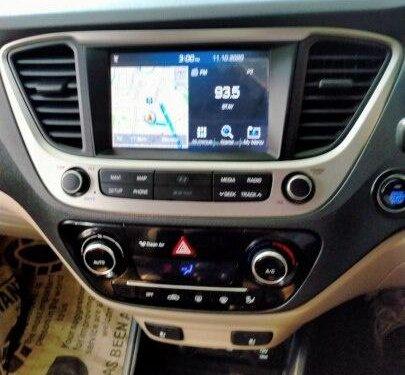Used 2018 Hyundai Verna 1.6 SX VTVT MT in Indore