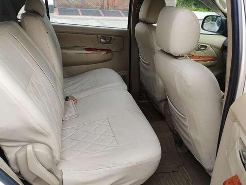 Used 2010 Toyota Fortuner MT for sale in Indore