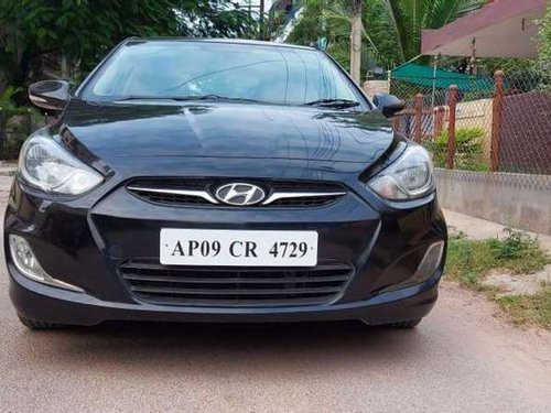 Used 2013 Hyundai Verna 1.6 CRDi SX MT in Hyderabad